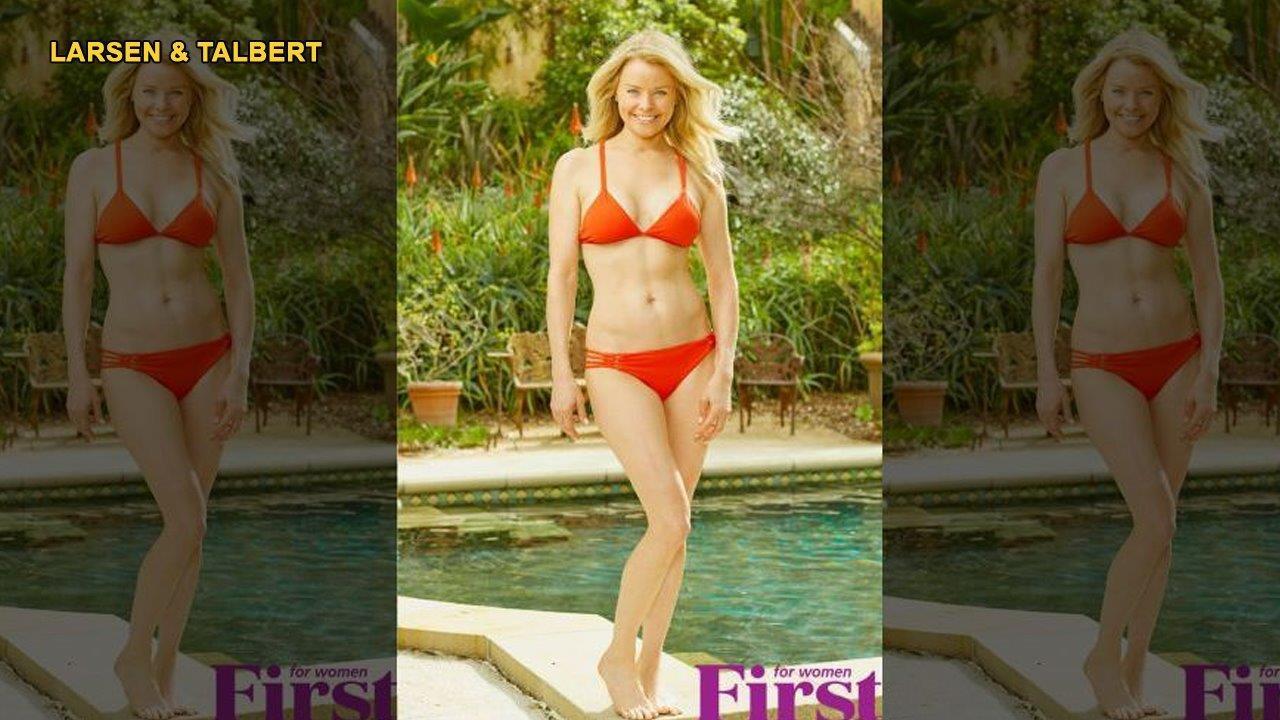maccallum bikini pics Martha