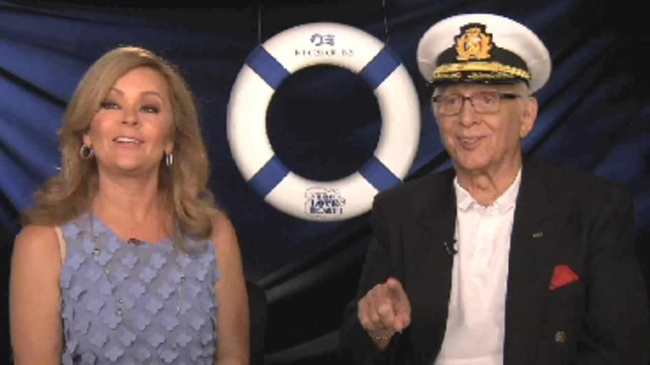 'The Love Boat' celebrates its 40th anniversary