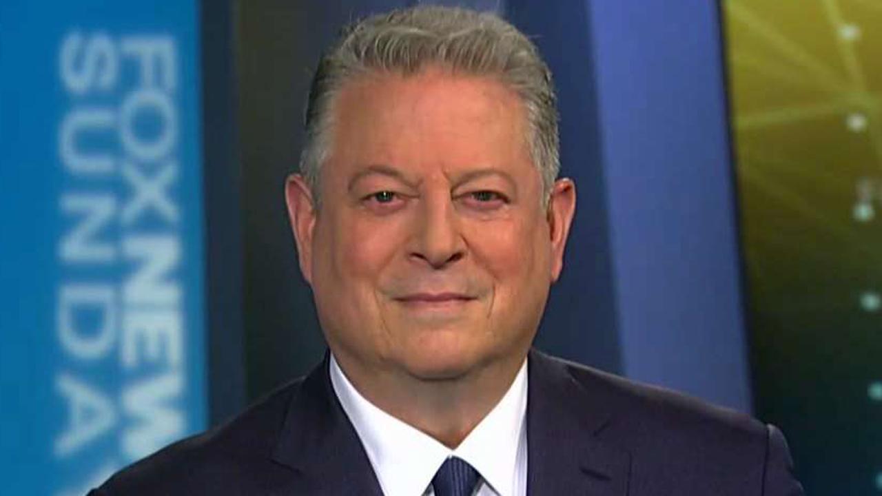 Al Gore on climate change, future of Paris accord