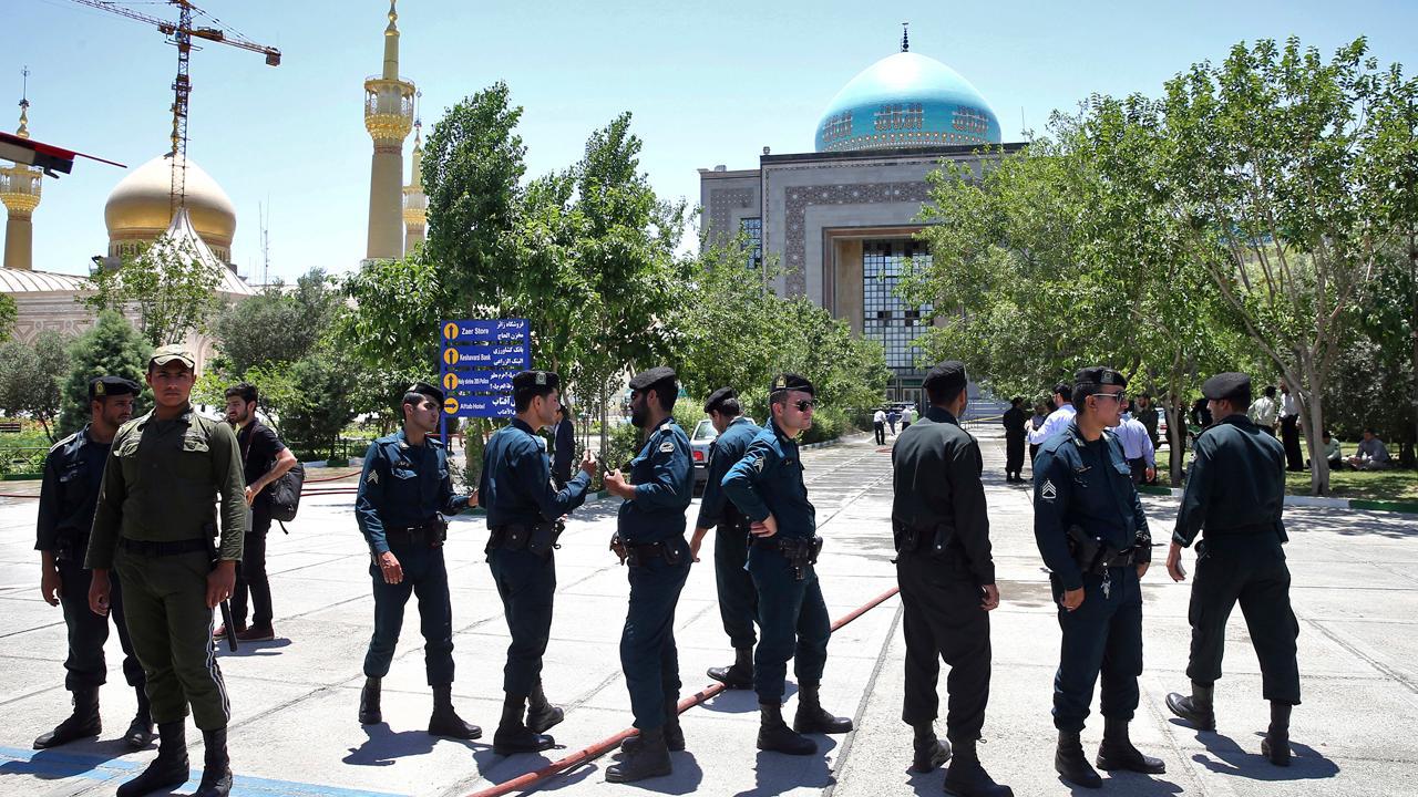 Brutal revenge in Iranian