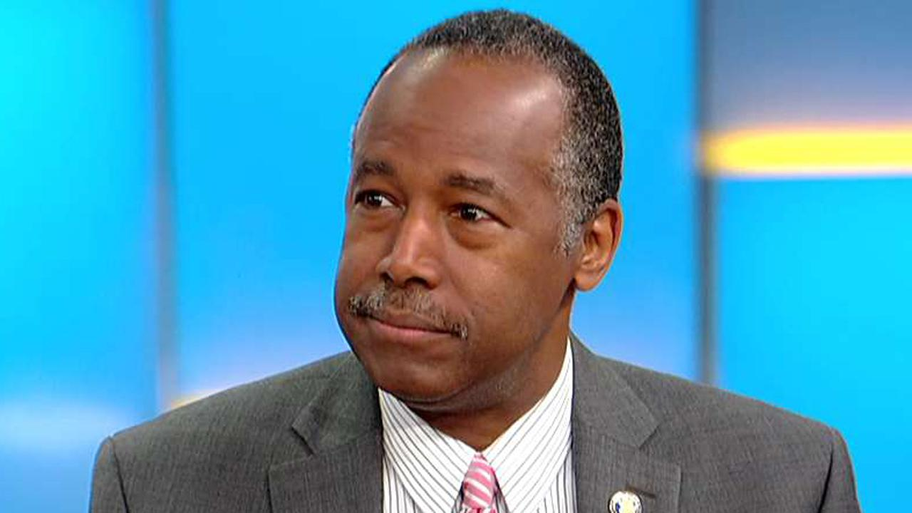 Ben Carson: This Cabinet is working together