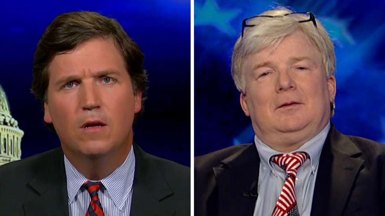 Tucker vs. Dem strategist who started #HuntRepublicans