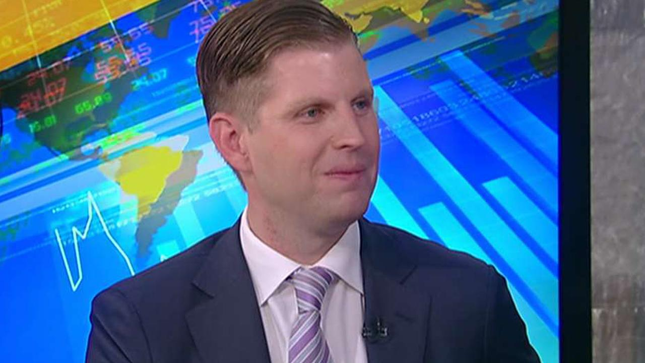 Trump Organization executive VP discusses accomplishments of the administration on 'Sunday Morning Futures'