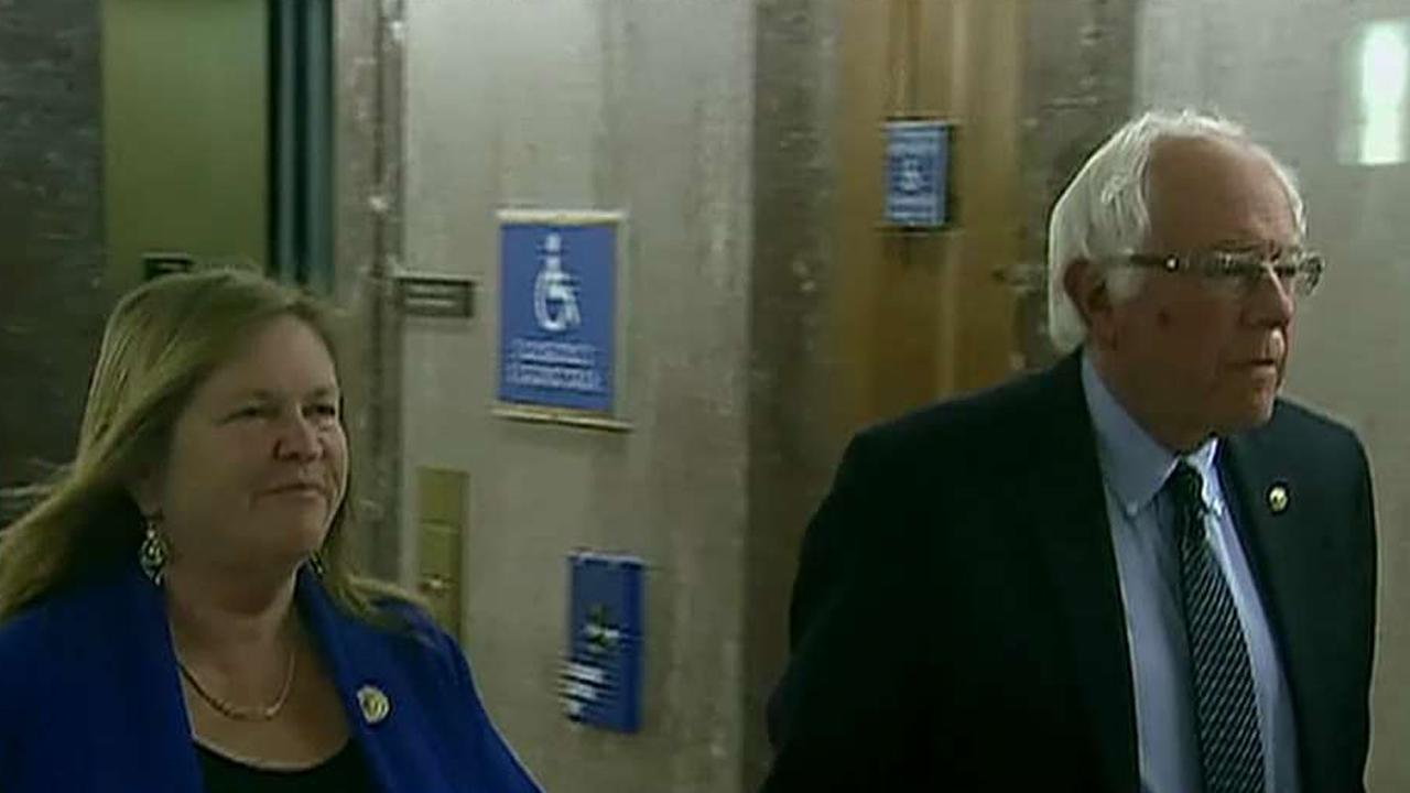 Jane Sanders hires legal help amid FBI probe