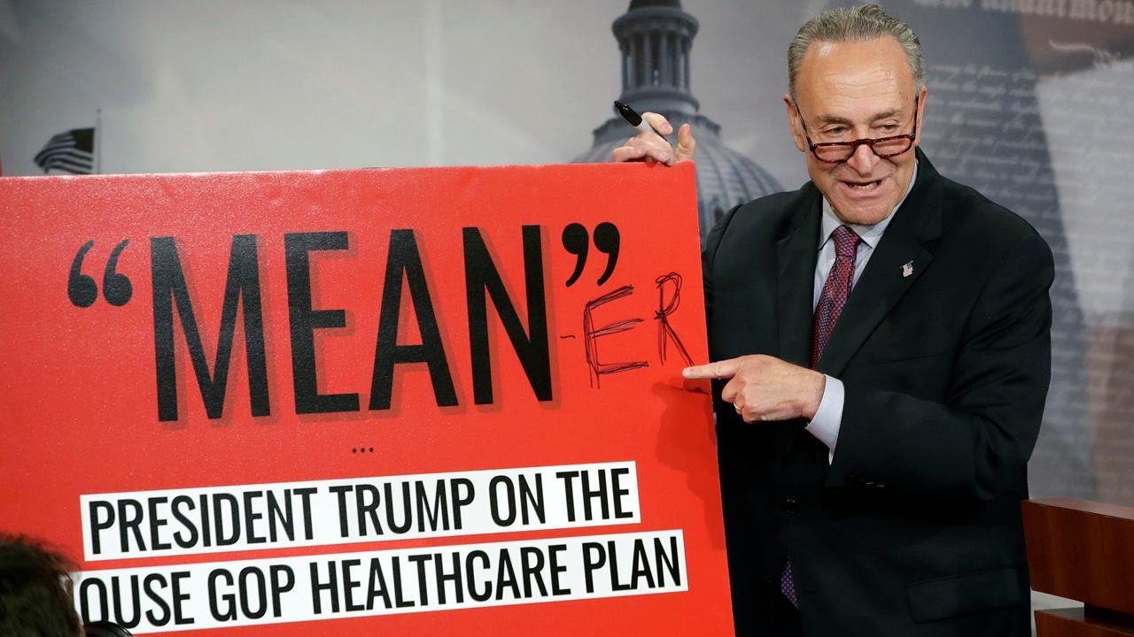 Fact vs. fiction: GOP health care bill