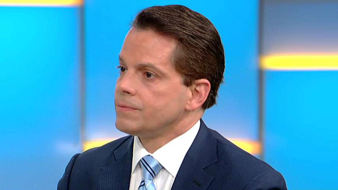 Scaramucci: The Russian situation is a bunch of nonsense