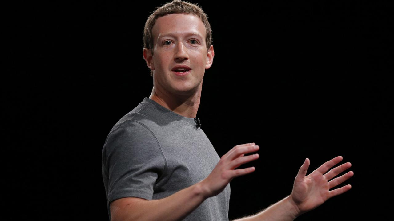 Mark Zuckerberg says Facebook can play the role of a church