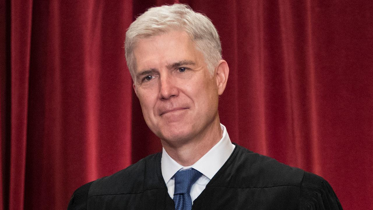 Supreme Court Justice Gorsuch is bringing Conservatism back