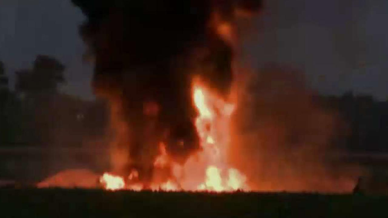 Cause of US Marine Corps plane crash remains unknown