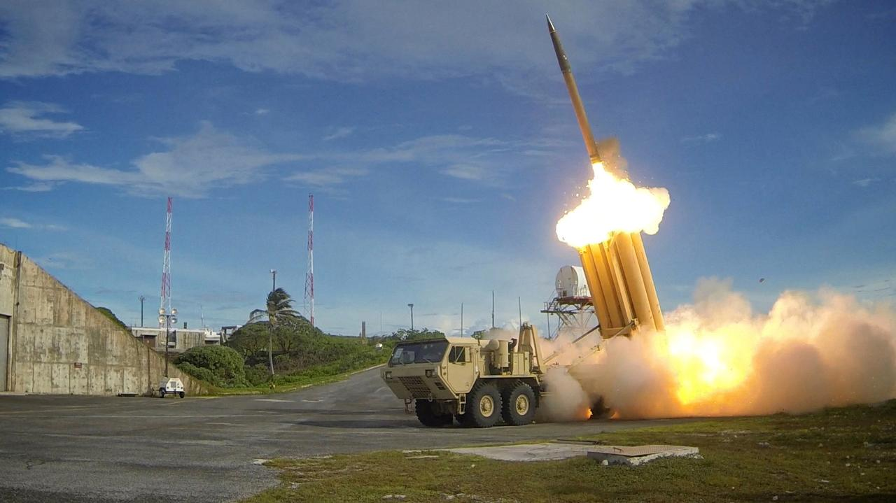 The U.S. once again successfully tested the THAAD Anti-Missile System amid heightened North Korean tensions. Here's how THAAD works