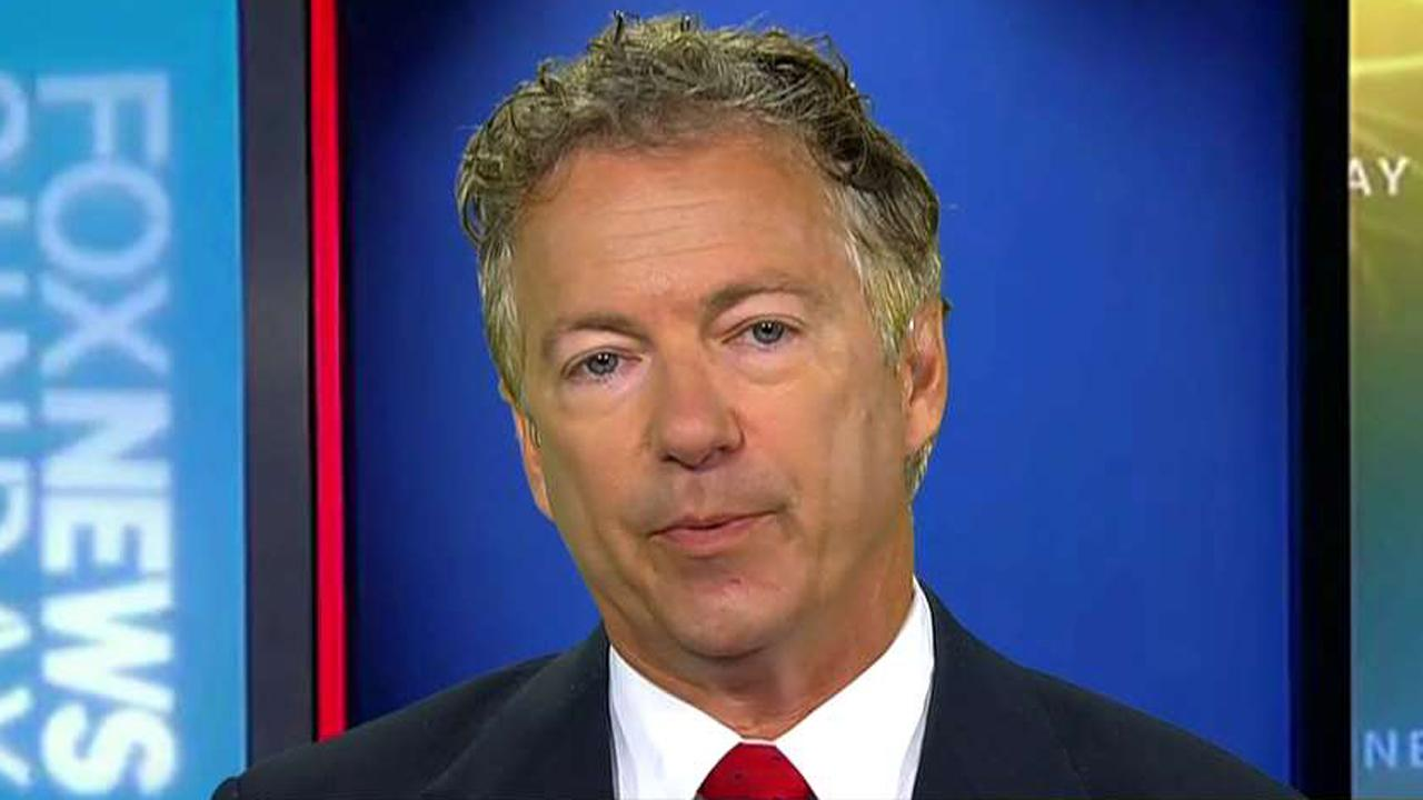 Sen. Paul on whether he can support health care reform bill