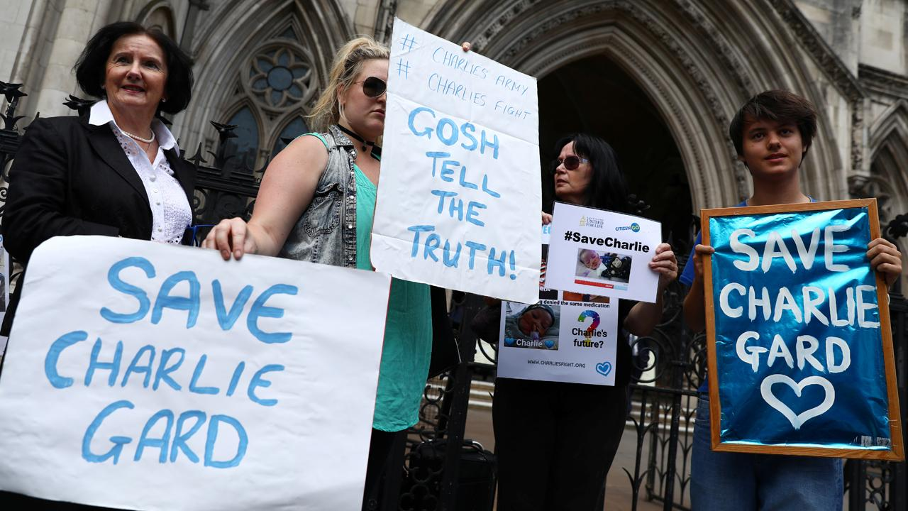 American doctor in England to assist in Charlie Gard's case