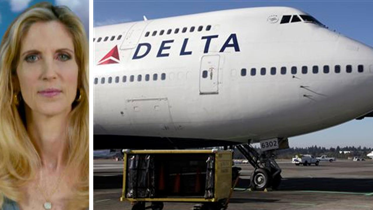 Delta Connection pilot gets in fight with flight attendant