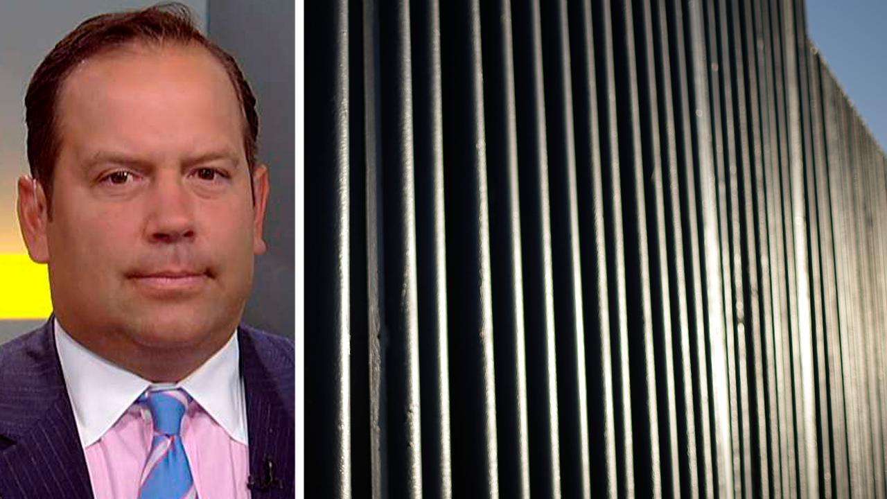 Steve Cortes: Illegal border crossings down over 70 percent