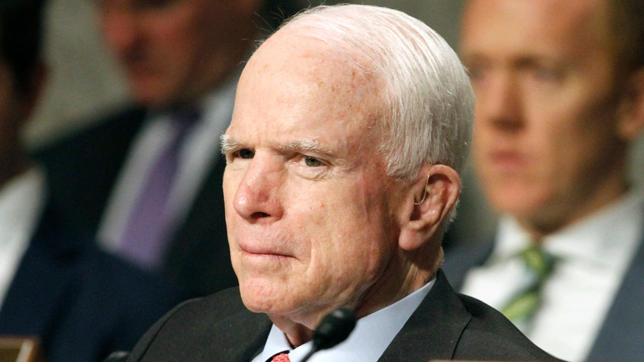 New form of therapy treats Sen. McCain's type of cancer