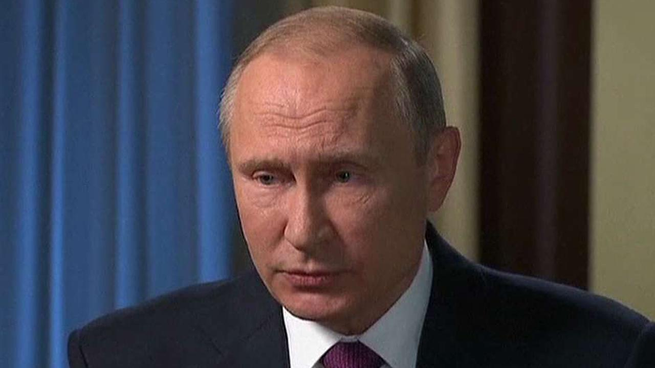 Putin to expel 755 US diplomats, staff from Russia