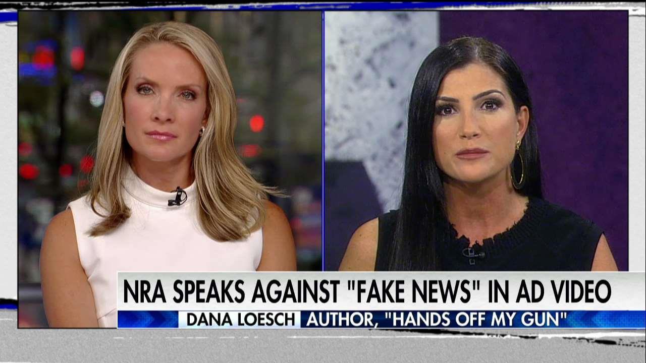 Dana Loesch on NRA ad