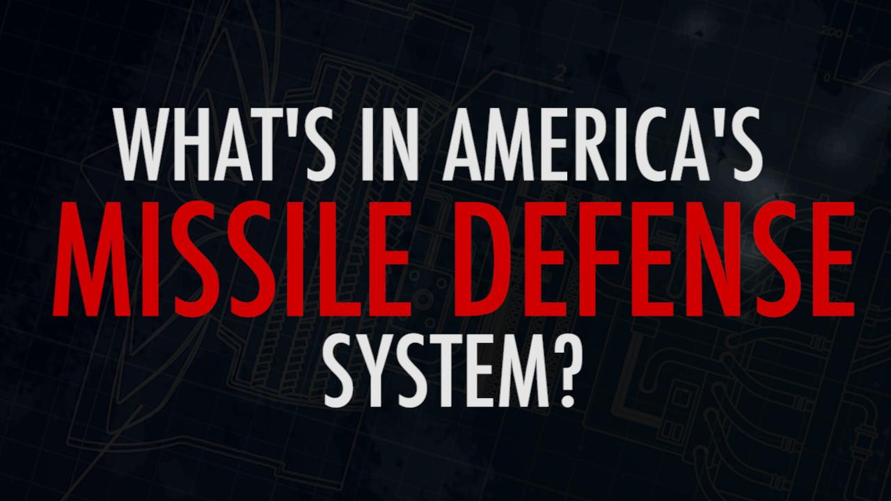 What's in America's missile defense system arsenal?