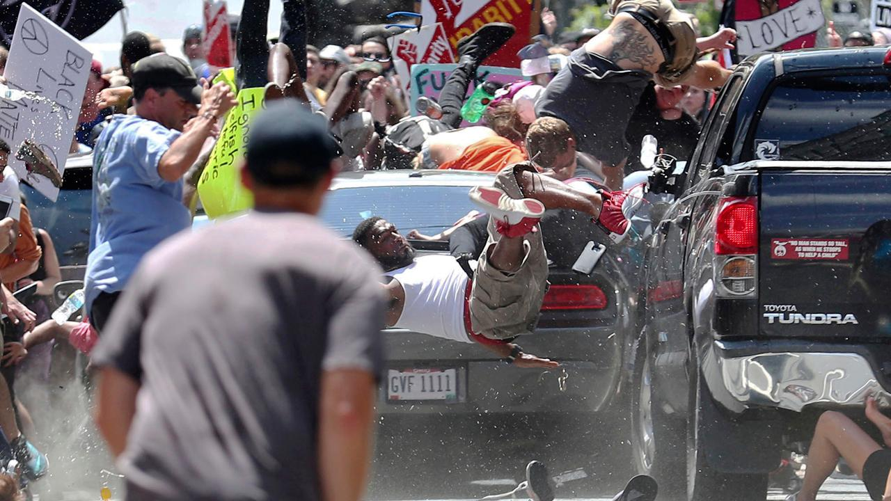 Civil rights probe launched into Charlottesville crash