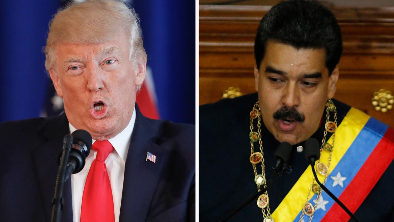 As Venezuela starves, Maduro tells army to prepare for US 'threats'