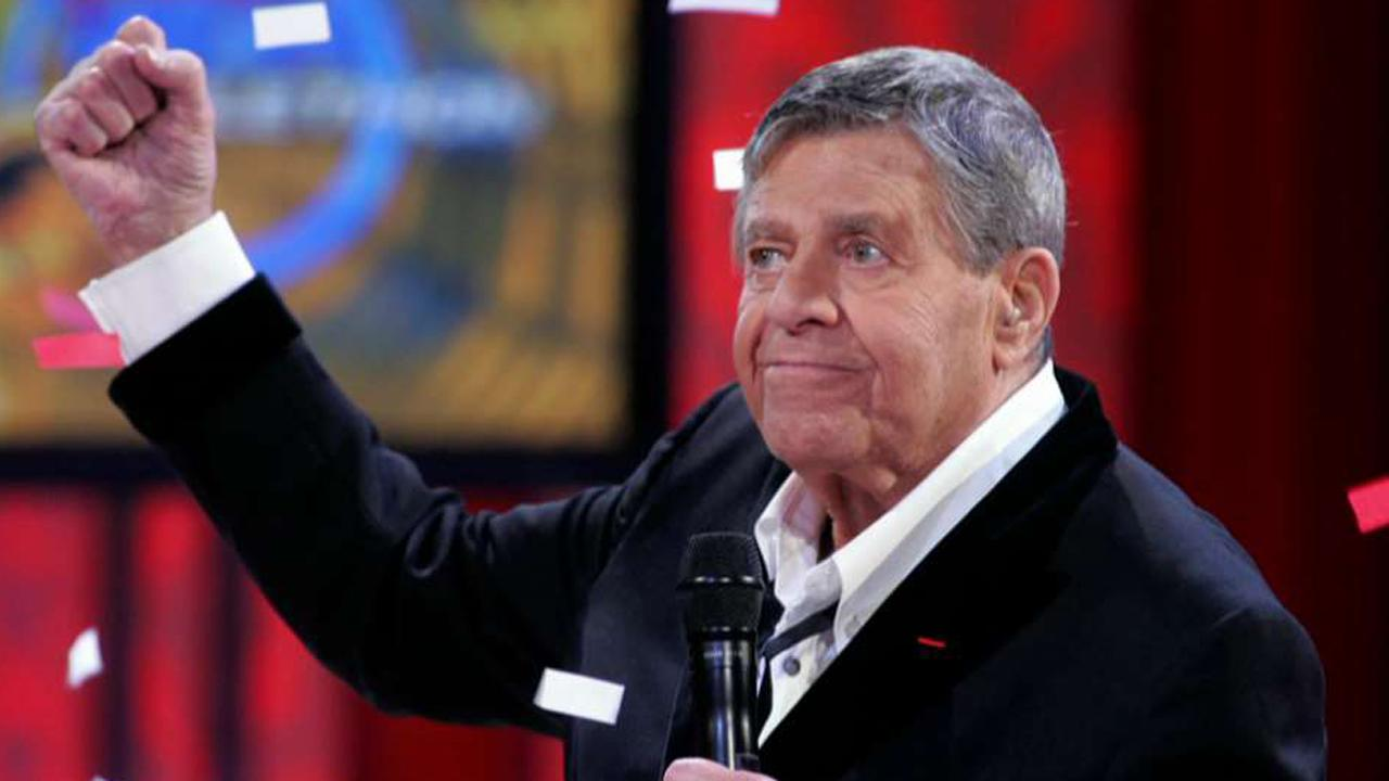 Entertainer Jerry Lewis dead at age 91