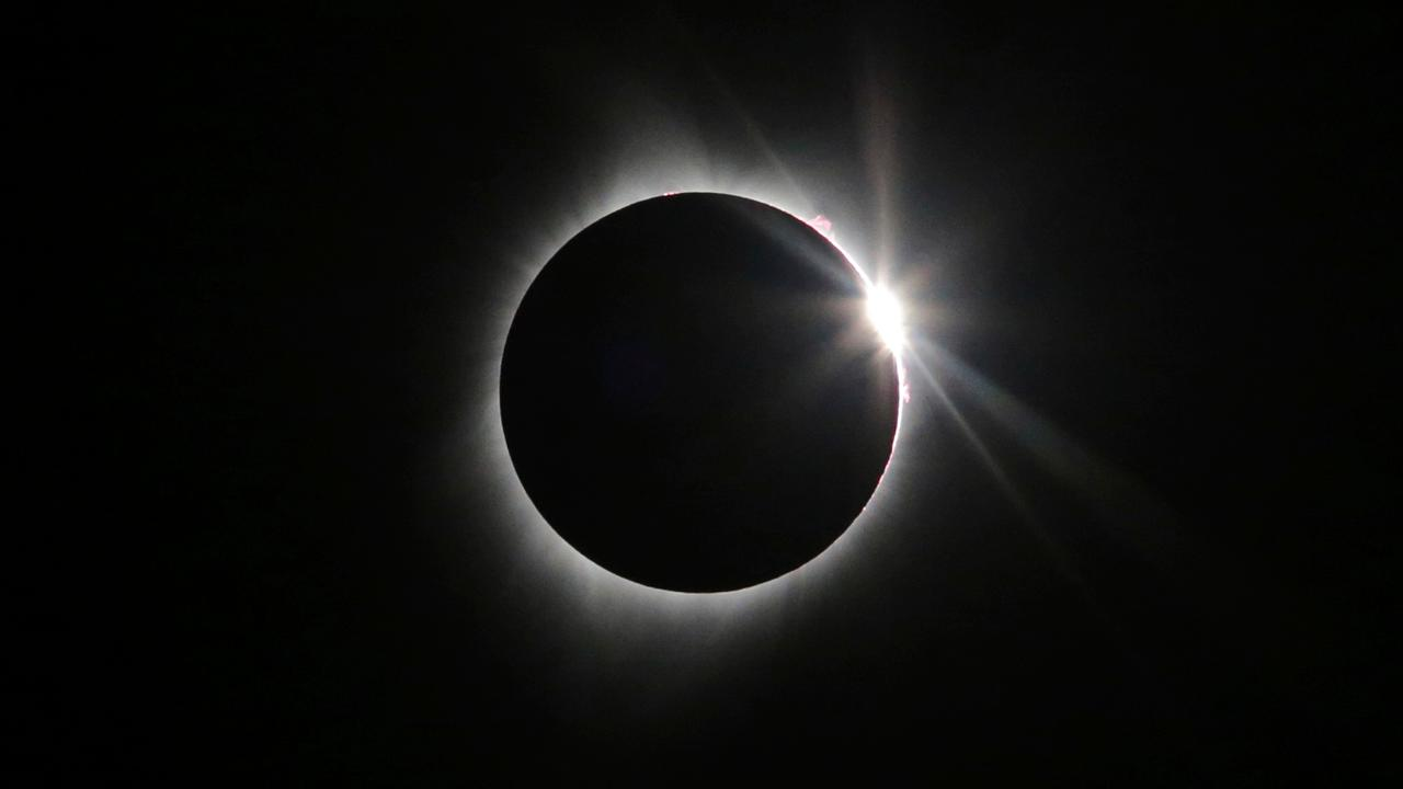 Solar eclipse overshadows work on Monday