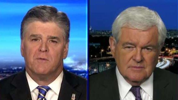 Gingrich on Afghanistan strategy, future of Trump's agenda