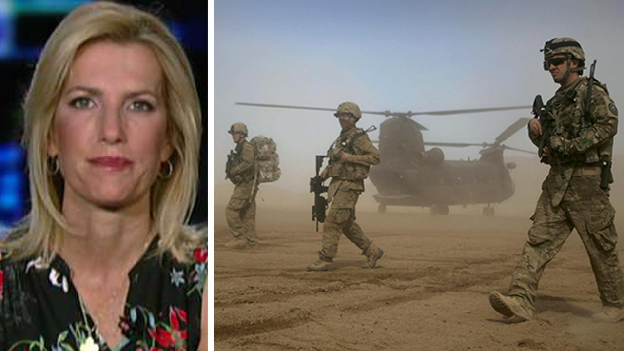 Laura Ingraham: What does victory look like in Afghanistan?