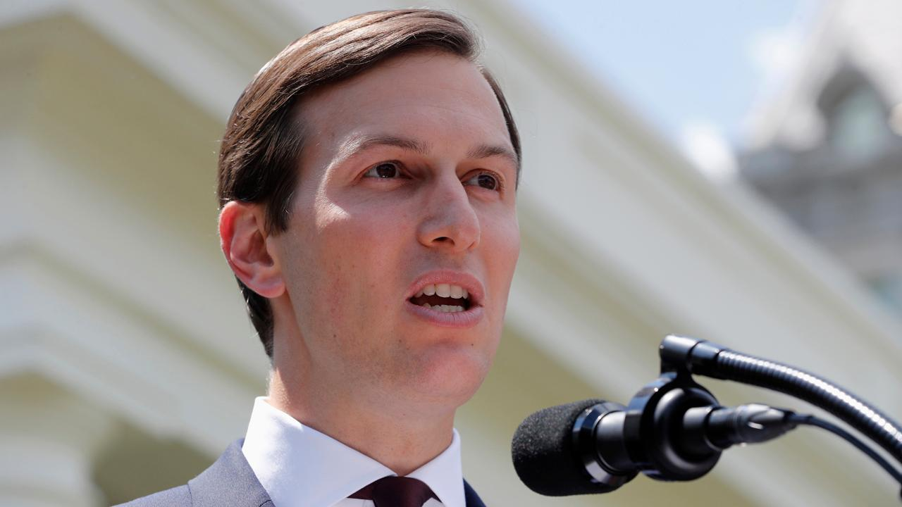 Jared Kushner visits Mideast to jumpstart peace talks