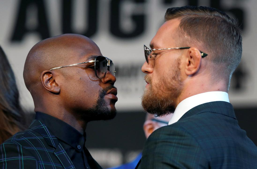 The Floyd Mayweather versus Conor McGregor fight is set to become the most watched and most pirated pay-per-view event of all time