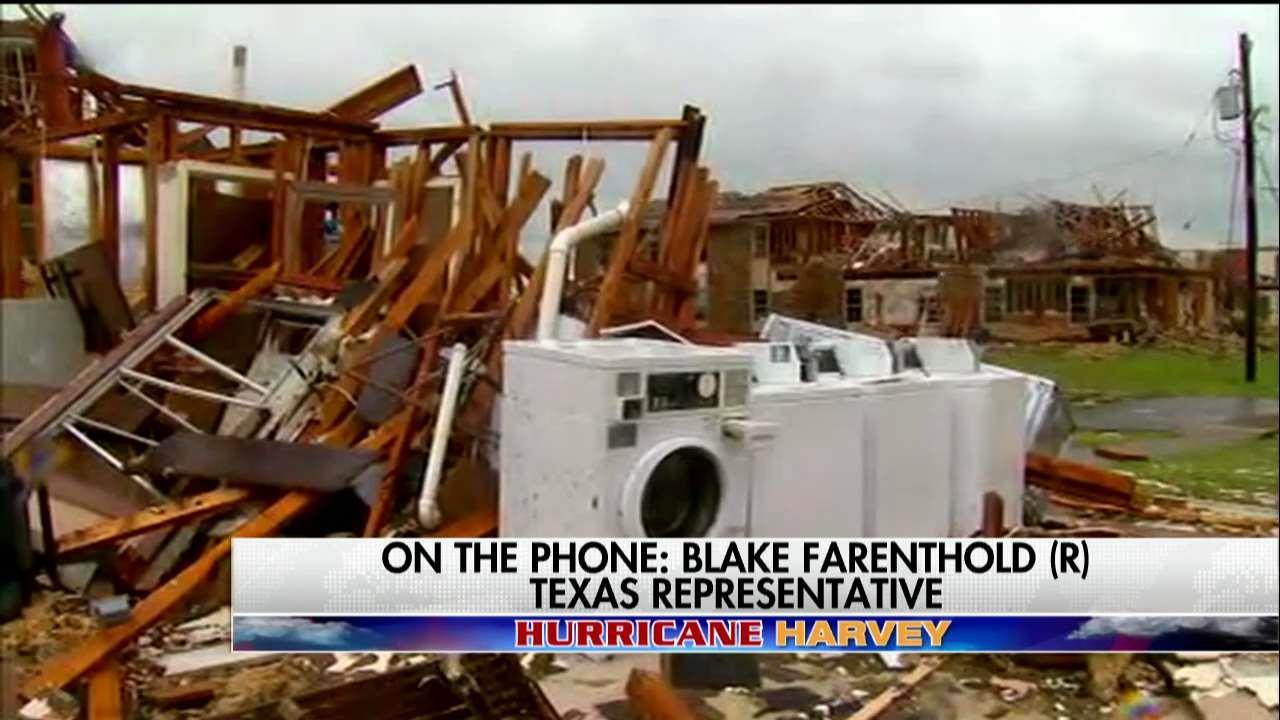 Congressman Blake Farenthold describes storm