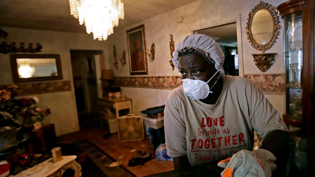 Five public health crises Texas faces after Harvey