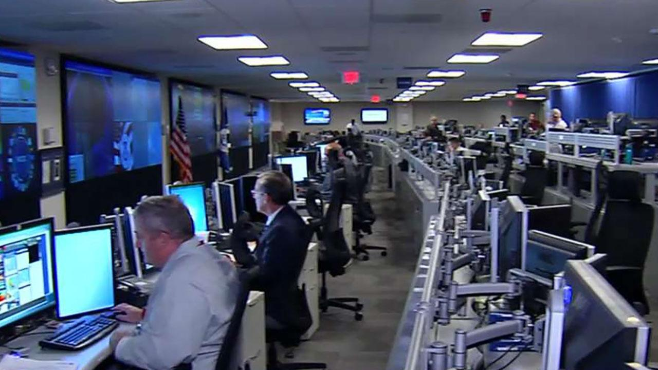 Behind-the-scenes at the DHS cybersecurity center