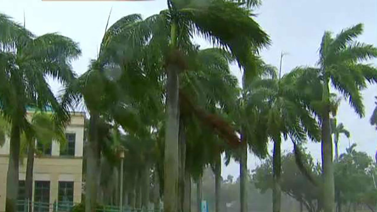 National Guard troops ready to deploy to Florida