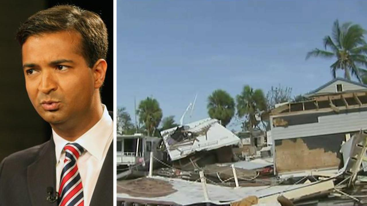Rep. Curbelo: Significant hurricane damage in lower Keys