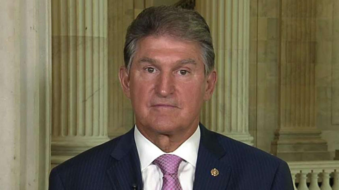 Sen. Manchin on what he got out of bipartisan tax meeting