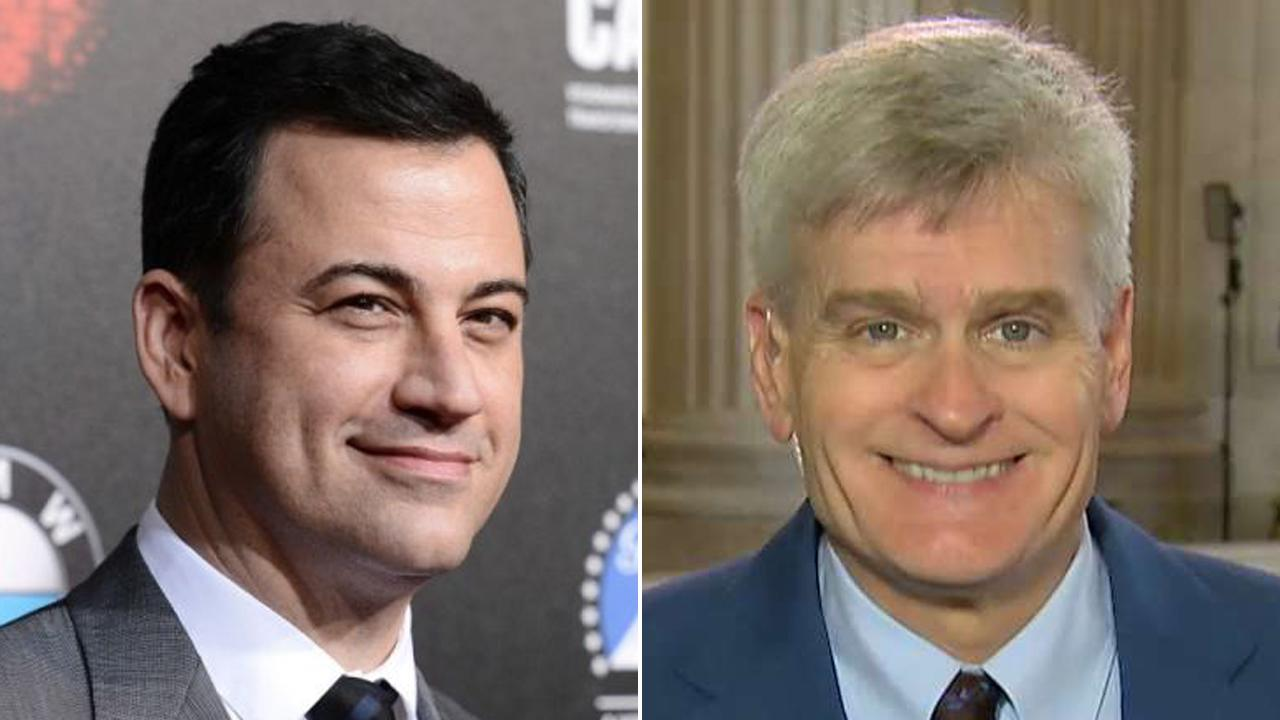Sen. Cassidy: Jimmy Kimmel wrong on health care bill
