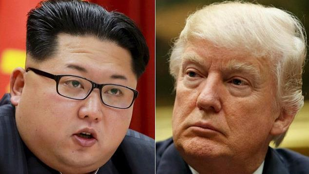 War of words: Trump and Kim Jong Un escalate name-calling