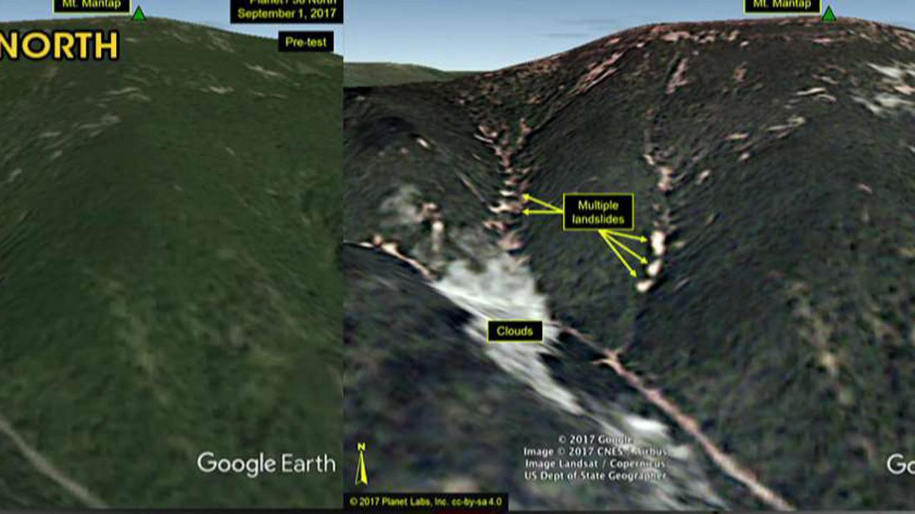 Reports of earthquake near North Korea's nuclear test site