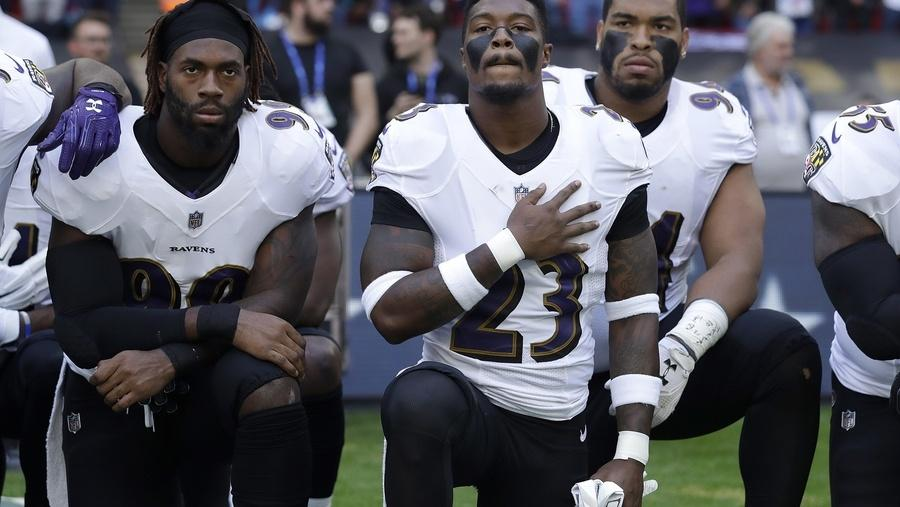NFL protests: Stars should get off their knees and lead a constructive conversation on race