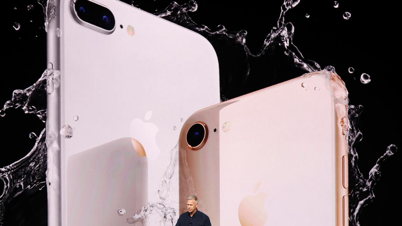 Apple has a huge iPhone 8 problem
