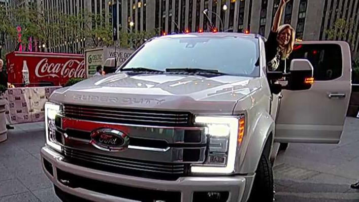 Super Duty Truck Revealed On Fox
