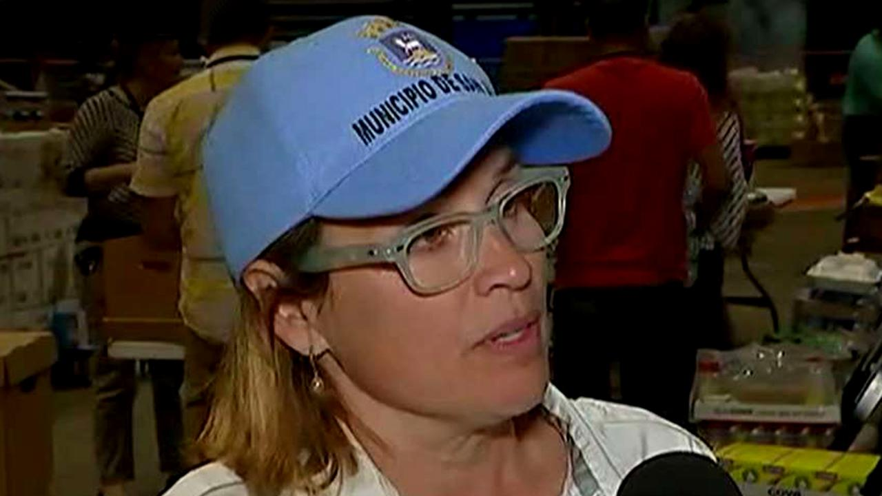 San Juan mayor: FEMA bureaucracy is killing us