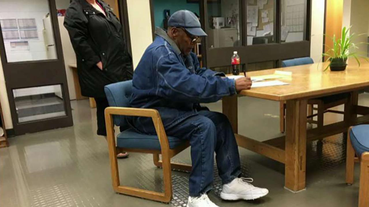 OJ Simpson's prison release coordinated to avoid media