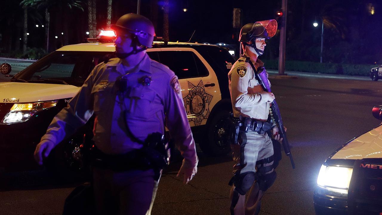 Brian Claypool was eyewitness to Las Vegas attack