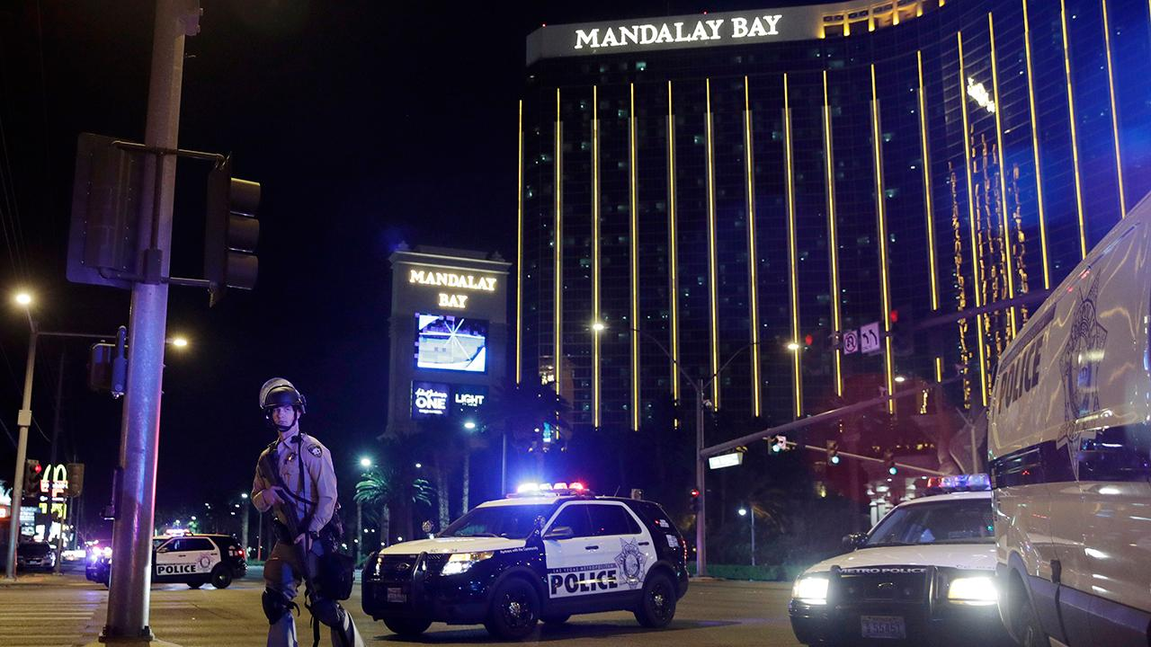 Anatomy of the Las Vegas massacre