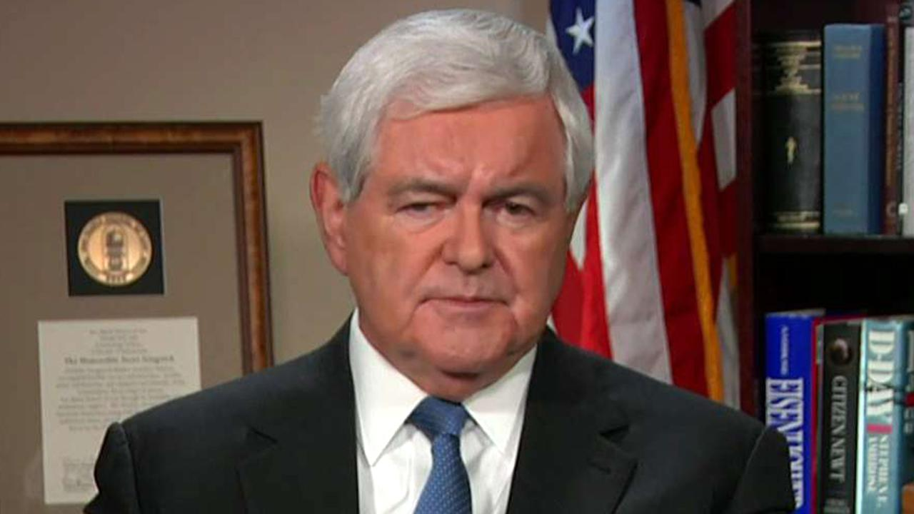 Newt Gingrich: Why we have a Second Amendment