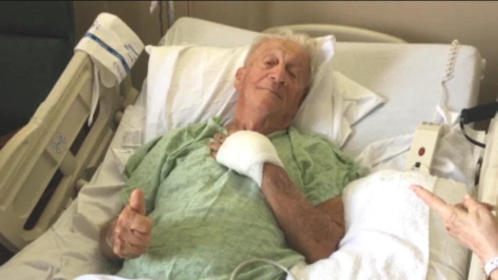 87-year-old Florida man recovering from gator attack