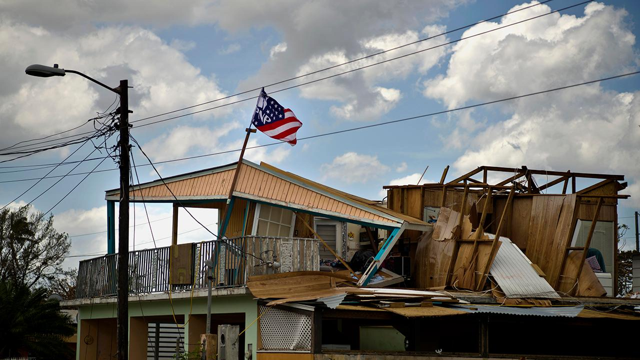 Puerto Rico continues to recover from Hurricane Maria