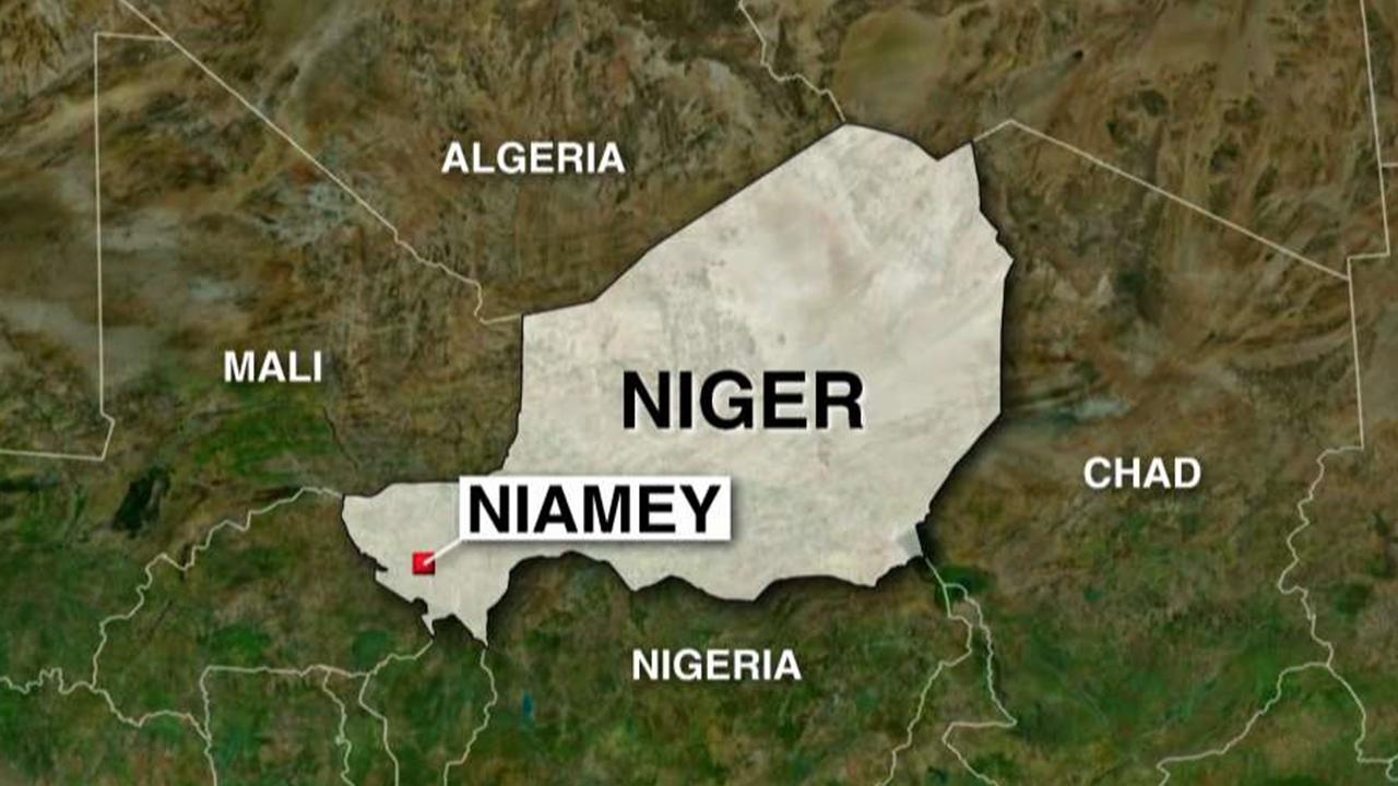 Body of fourth US soldier found in Niger